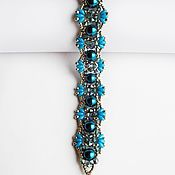 Украшения handmade. Livemaster - original item Braided Sea Sheep Bracelet. Handmade.