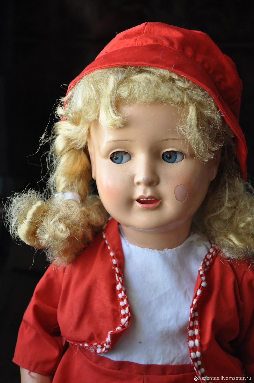 Vintage dolls: Vintage roschi doll, Vintage doll, Budapest,  Фото №1
