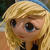 """Куклы и игрушки ручной работы. Ярмарка Мастеров - ручная работа Кукла """"Александра"""". Handmade."""