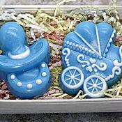 Косметика ручной работы handmade. Livemaster - original item Soaps With a Newborn!. Handmade.