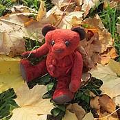 Куклы и игрушки ручной работы. Ярмарка Мастеров - ручная работа Мишка Пуговкин. Handmade.