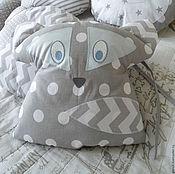 Для дома и интерьера handmade. Livemaster - original item Bumpers in the crib according to your sketches. Handmade.