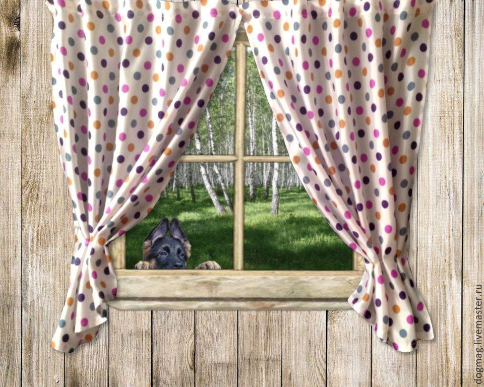 Дачные шторы