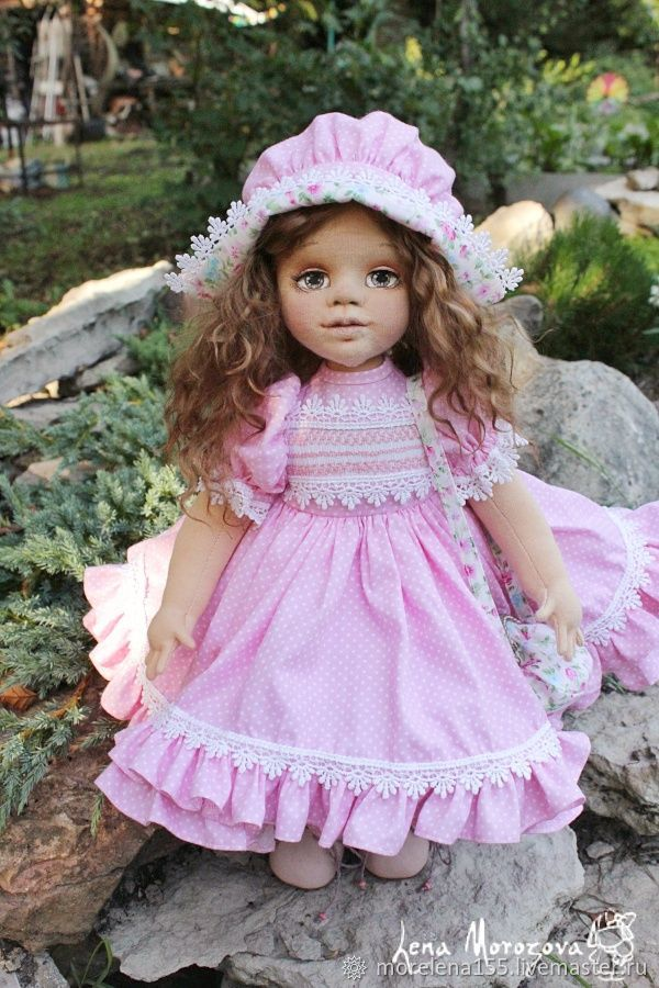 Marie. Textile collector's doll, Boudoir doll, St. Petersburg,  Фото №1