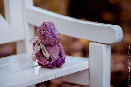 Мишки Тедди ручной работы. Ярмарка Мастеров - ручная работа Бегемотя. Handmade.