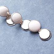 Украшения handmade. Livemaster - original item Jewelry set with capalonga