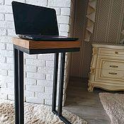 handmade. Livemaster - original item TABLES: Table made from solid oak. Handmade.
