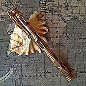 Карандаши ручной работы. Ярмарка Мастеров - ручная работа Бронзовая ручка в старинном, морском стиле (цена договорная). Handmade.