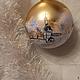 Новый год 2017 ручной работы. Троице- Сергиева лавра. Анна. Ярмарка Мастеров. Москва, краски