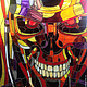 Элементы интерьера ручной работы. Терминатор T-800. Art Brothers. Интернет-магазин Ярмарка Мастеров. Терминатор, интерьер, кабинет