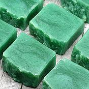 Косметика ручной работы handmade. Livemaster - original item Soap natural Aloe. Handmade.