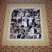 """Подарки к праздникам ручной работы. Ярмарка Мастеров - ручная работа Лоскутное покрывало """"Семейные традиции"""". Handmade."""
