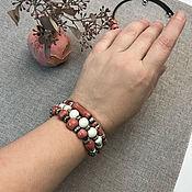 Украшения handmade. Livemaster - original item Jewelry sets: in the style BOHO. Handmade.