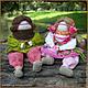 Народные куклы ручной работы. Ярмарка Мастеров - ручная работа. Купить Храмовеюшки. Handmade. Оберег, дом, оберег для дома, домовичек