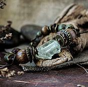 Украшения ручной работы. Ярмарка Мастеров - ручная работа Дымка  - браслет. Handmade.