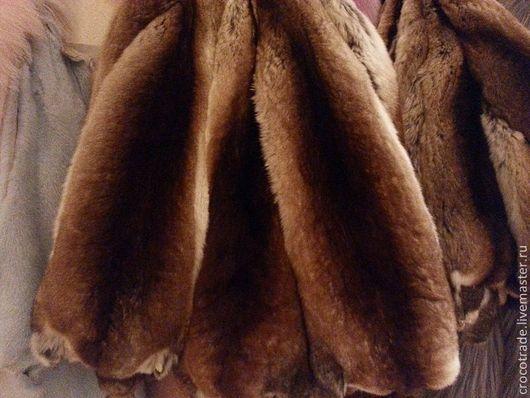 Шитье ручной работы. Ярмарка Мастеров - ручная работа. Купить Шиншилла коричневый бархат, Brown Velvet. Набор.. Handmade. Шиншилла