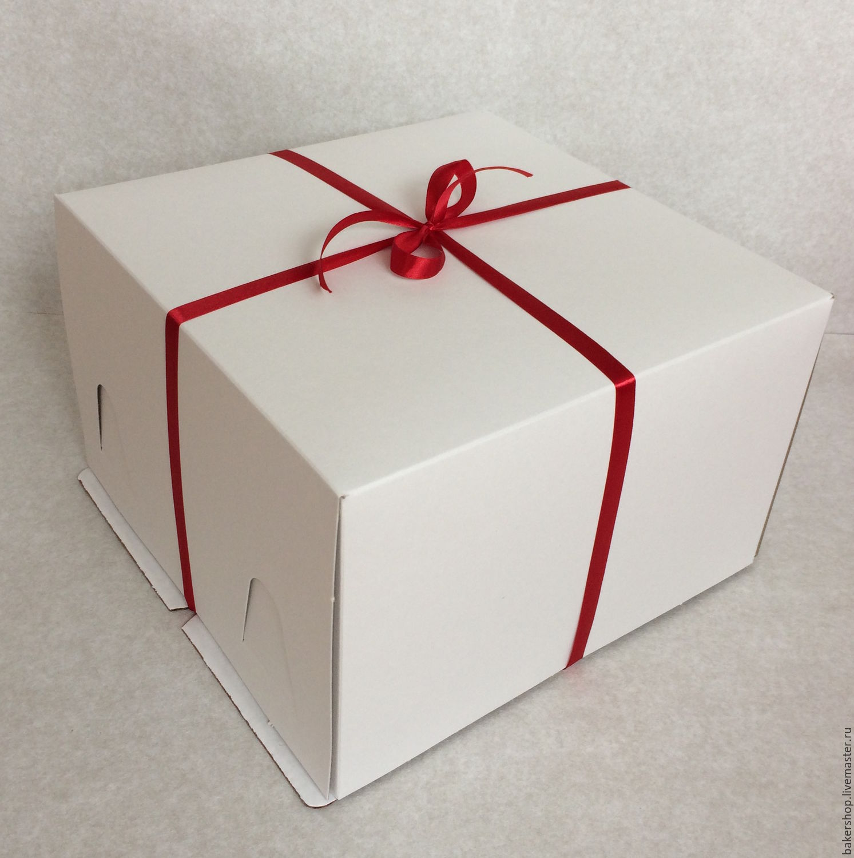 Как сделать коробку 692