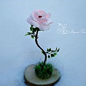 Подарки к праздникам ручной работы. Ярмарка Мастеров - ручная работа Роза ручной работы. Handmade.