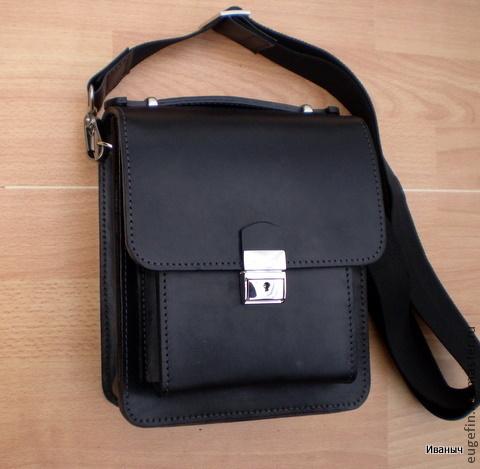 b51d88a86a9a Купить Мужская кожаная сумка