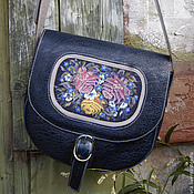 Сумки и аксессуары handmade. Livemaster - original item Handbags painted