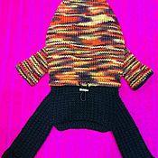 Одежда для питомцев ручной работы. Ярмарка Мастеров - ручная работа Комбинезон для собаки. Handmade.