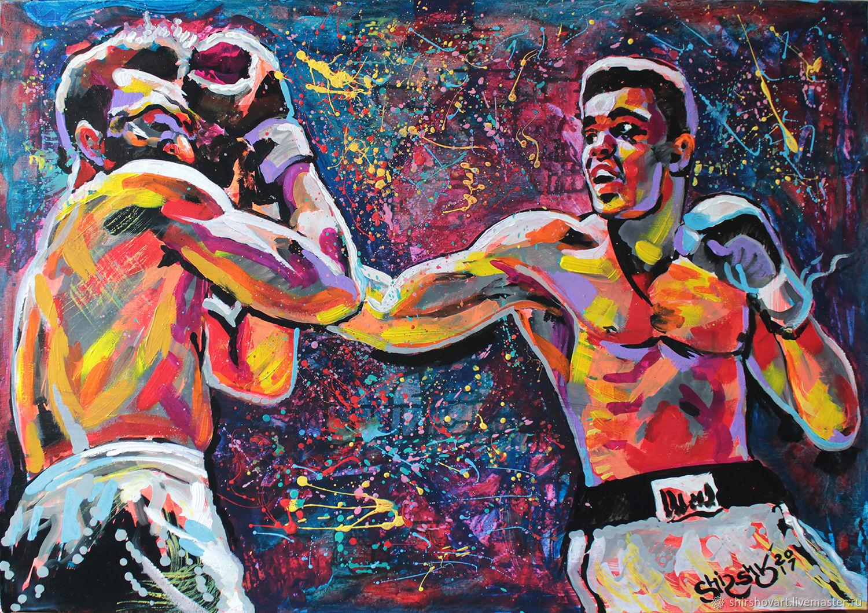 боксеры картинки красками выросли вдруг поняли