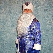 Одежда ручной работы. Ярмарка Мастеров - ручная работа Дед Мороз. Handmade.