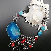 Украшения handmade. Livemaster - original item Necklace on a chain