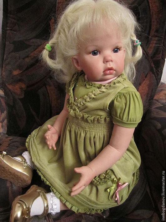 Куклы-младенцы и reborn ручной работы. Ярмарка Мастеров - ручная работа. Купить Кукла реборн Алёнка-2. Handmade.