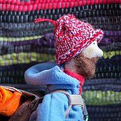 Портретная кукла ручной работы. Ярмарка Мастеров - ручная работа Путешественник. Handmade.
