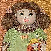 """Куклы и игрушки ручной работы. Ярмарка Мастеров - ручная работа Кукла """"Я хочу играть!"""". Handmade."""