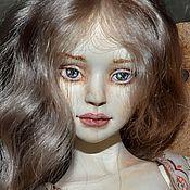 Шарнирная кукла ручной работы. Ярмарка Мастеров - ручная работа Шарнирная кукла Ляля. Handmade.