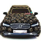 Машина из конфет пошаговое джип 3