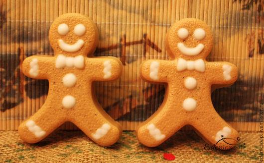 Рождественский сувенир. Новый год. Подарки для детей. Мыло ручной работы