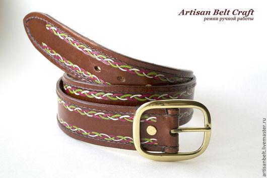 Ремень ручной работы by Artisan Belt Craft