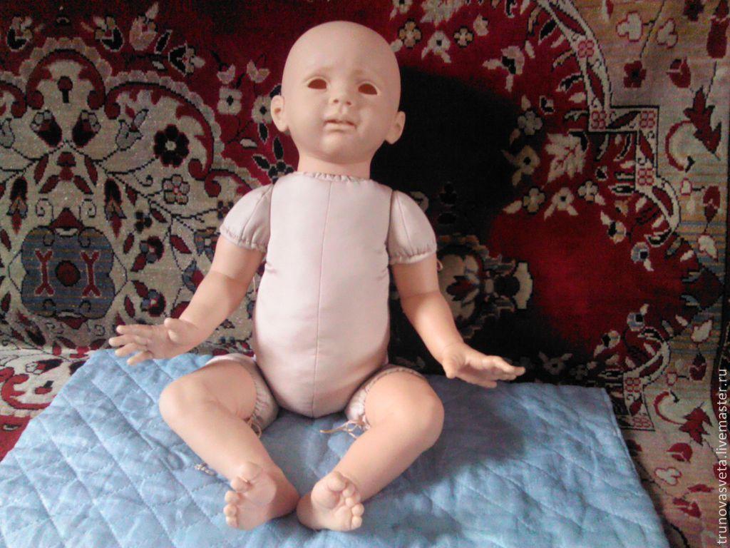 Выкройка тела для куклы реборна
