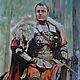 """Люди, ручной работы. Заказать """"Lancelot"""".. 'Галерея Воронцовой'. Ярмарка Мастеров. Мужской подарок, портрет по фото, картина в подарок"""