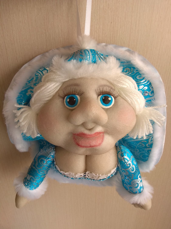 Кукла-попик Снегурочка, Куклы и пупсы, Нижний Новгород,  Фото №1