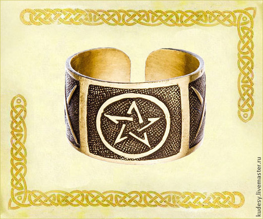 Кольца ручной работы. Ярмарка Мастеров - ручная работа. Купить Перстень ЗВЕЗДА. Handmade. Перстень, подарок, подарок на любой случай
