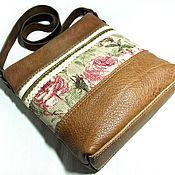 Сумки и аксессуары handmade. Livemaster - original item Bag boho,