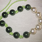Украшения handmade. Livemaster - original item Necklace on a string
