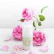 Косметика ручной работы handmade. Livemaster - original item Night cream nourishing facial Rosehip color 35 care and nutrition. Handmade.