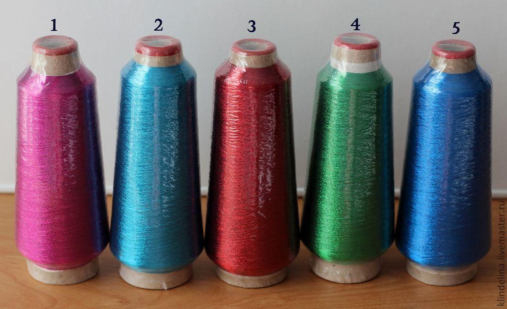 Покупка ниток для вязания через интернет