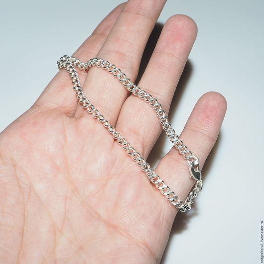 Для украшений ручной работы. Ярмарка Мастеров - ручная работа. Купить Основа для браслета - мельхиор, серебрение 925 пробы. Handmade.