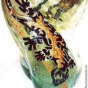 Для дома и интерьера ручной работы. Ярмарка Мастеров - ручная работа Ваза. Handmade.