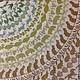 Круглый фон с животными, фоновая салфетка Салфетка для декупажа, фоновая салфетка Салфетка пр-во Германия Декупажная радость