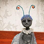 """Куклы и игрушки ручной работы. Ярмарка Мастеров - ручная работа """"Мотылёк - влюбленное сердце"""". Handmade."""