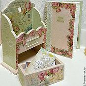 Для дома и интерьера ручной работы. Ярмарка Мастеров - ручная работа Carte postale — почтовые карточки. Handmade.