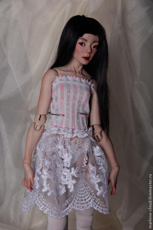 Коллекционные куклы ручной работы. Ярмарка Мастеров - ручная работа. Купить Дао. Шарнирная кукла. Handmade. Шарнирная кукла, bjd