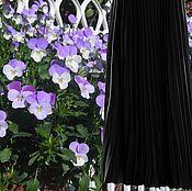 """Одежда ручной работы. Ярмарка Мастеров - ручная работа юбка гофре плиссе шифоновая """"Ностальжи"""". Handmade."""